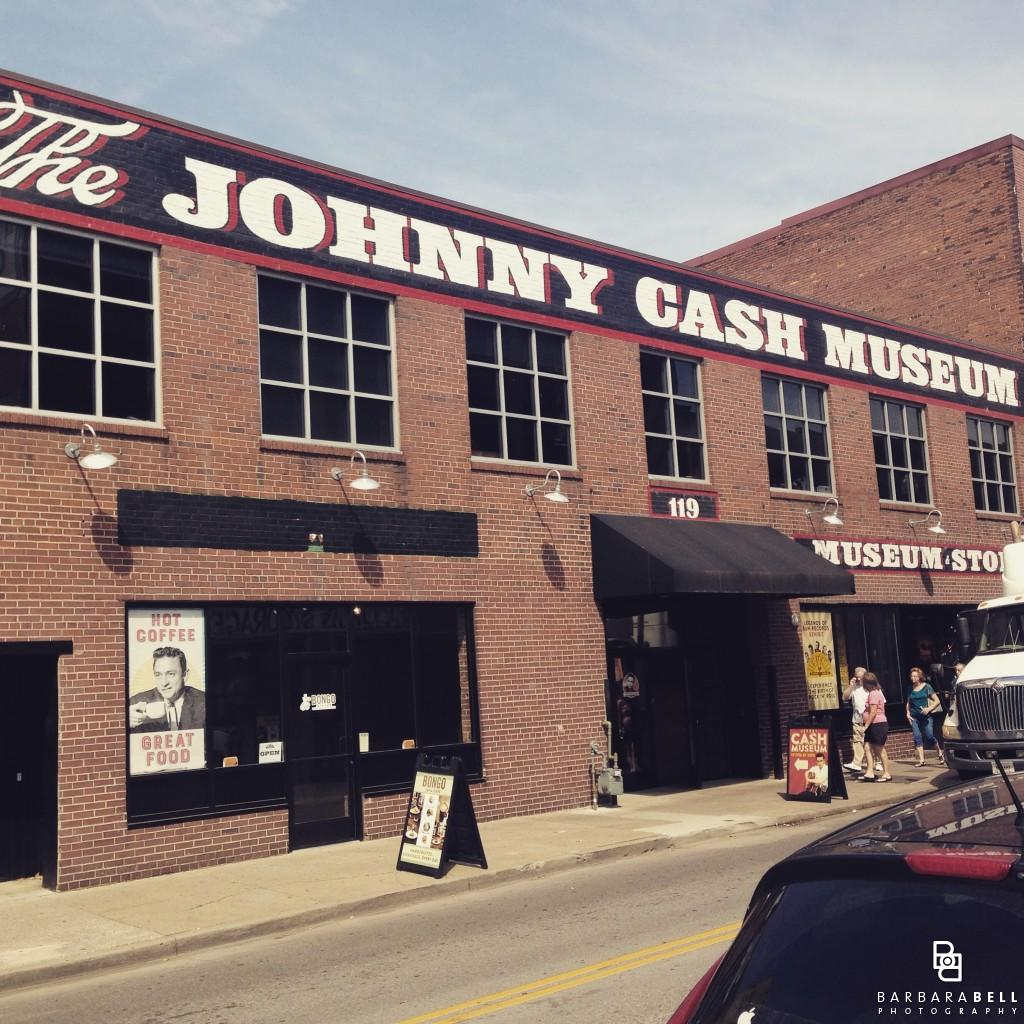 The Johnny Cash Museum in Nashville, TN