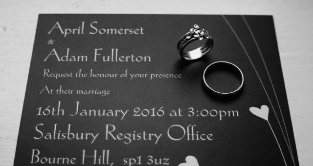 A wedding in Wiltshire   Salisbury, England