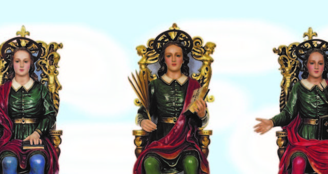 Labor Day Weekend & the Feast of the Three Saints   Lawrence, Massachusetts