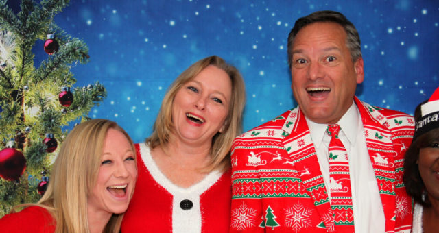 Maitland Law Firm's 14th Annual Holiday Open House | Event Photography | Chapel Hill, North Carolina