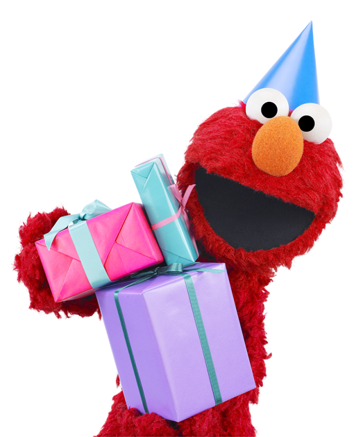 Williams 2nd Birthday Party With Special Guest Elmo