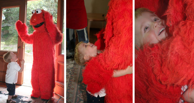 William's 2nd Birthday Party with Special Guest, Elmo | Children's Birthday Party