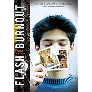 Flash Burnout by LK Madigan