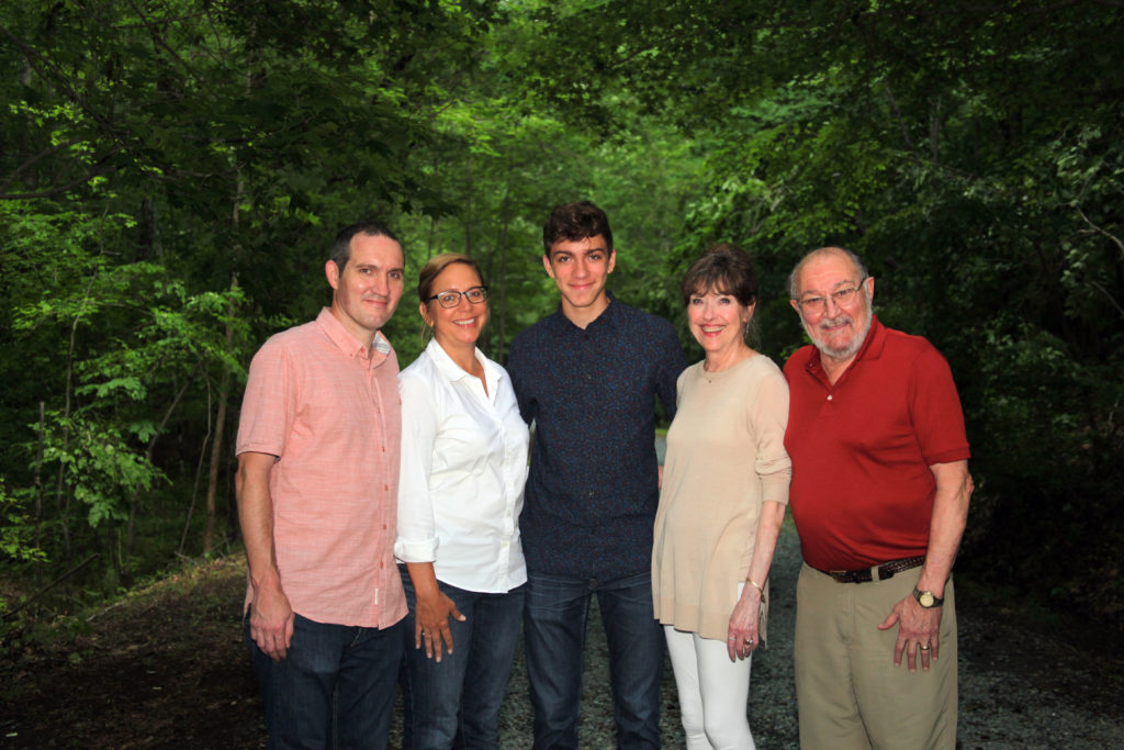 Family Portraits in Chapel Hill, NC