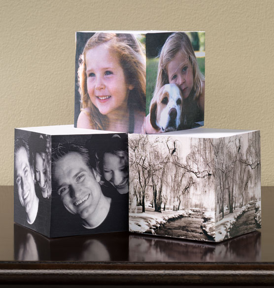 Bring your photos to life by finding the right gift for your special person.