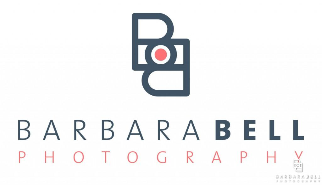 Barbara Bell Photography's new logo