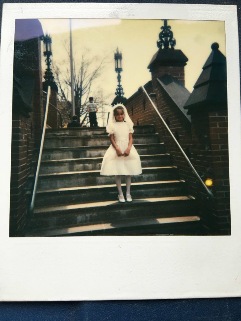 #ThrowbackThursday to my own First Communion