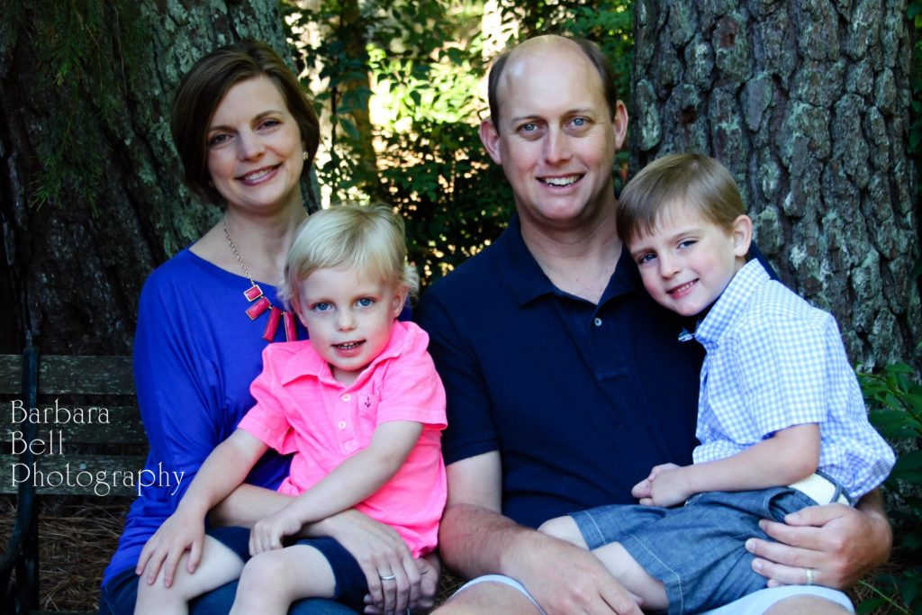 Family Portrait Session in Raleigh, North Carolina