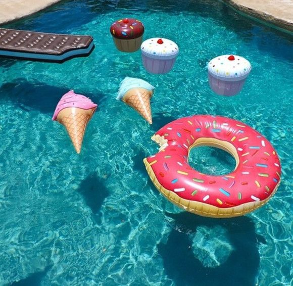 These pool floats look like fabulous fun!