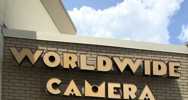 End of an era: Worldwide Camera shuts its doors for the final time.   Savannah, Georgia