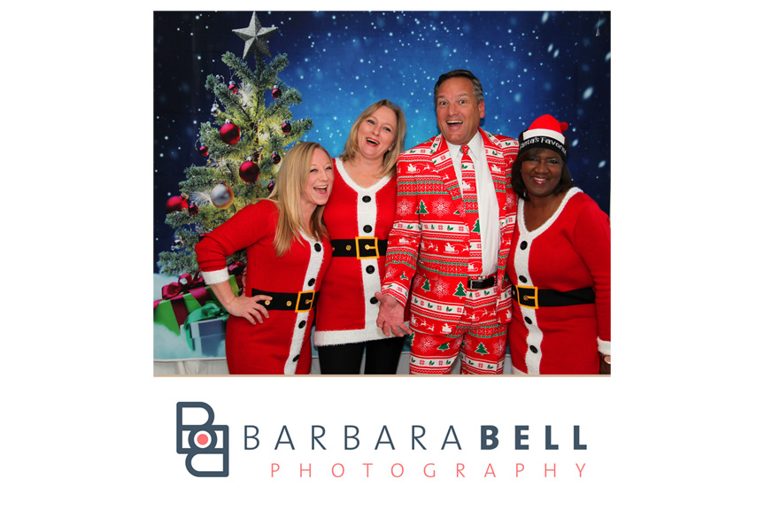 Maitland Law Firm gets in the holiday spirit at their 14th Annual Open House | Barbara Bell Photography