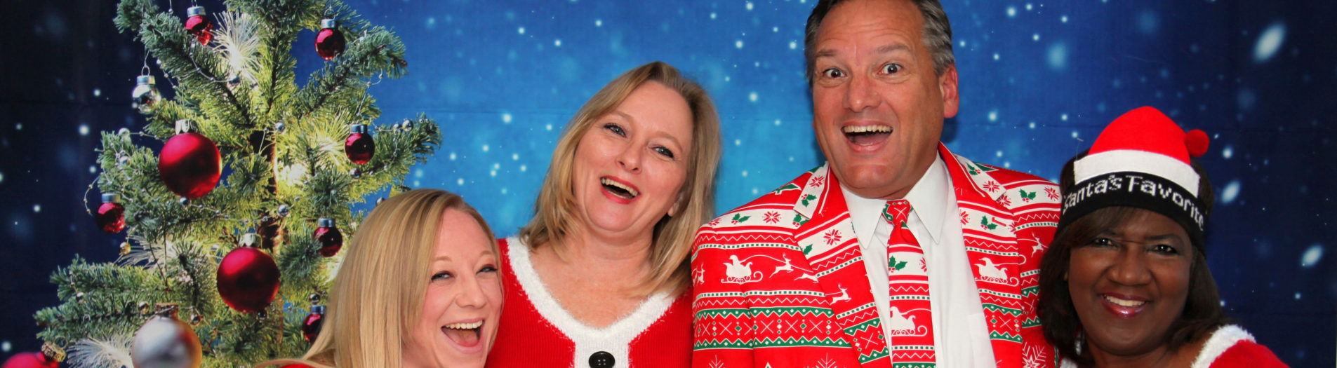 Maitland Law Firm got into the spirit at their 14th Annual Holiday Open House.