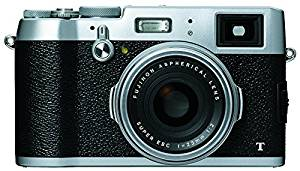 Fujifilm X100T 16 MP Digital Camera in Silver