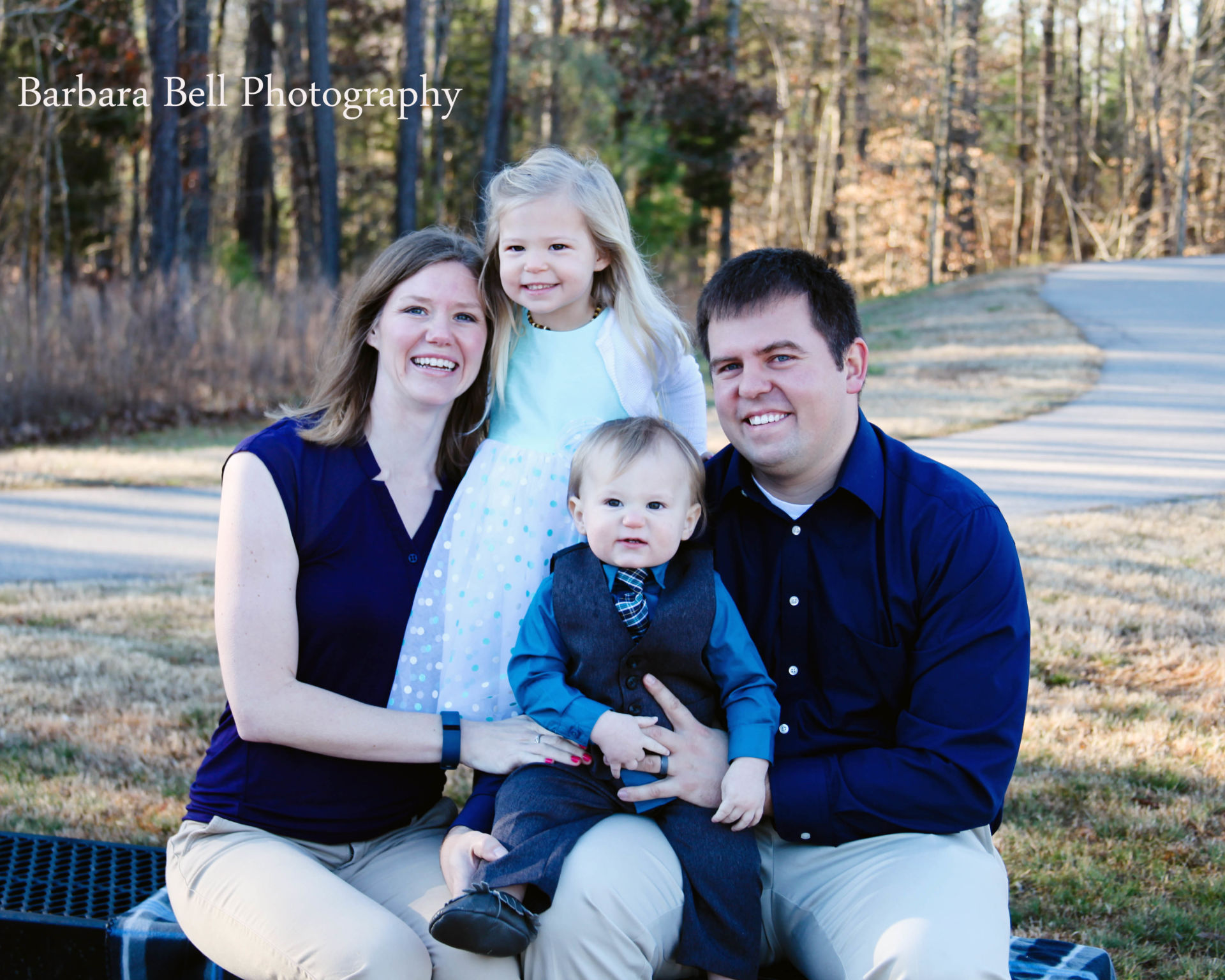 Family Portraits in Morrisville, North Carolina