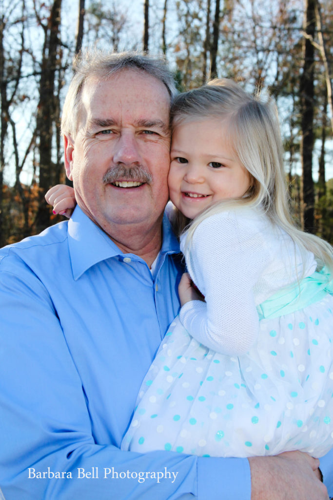 Portraits with a grandparent