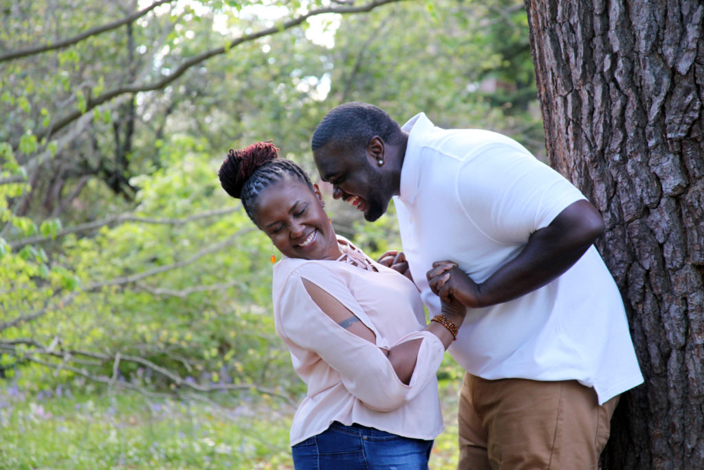 Engagement Session in Chapel Hill, NC