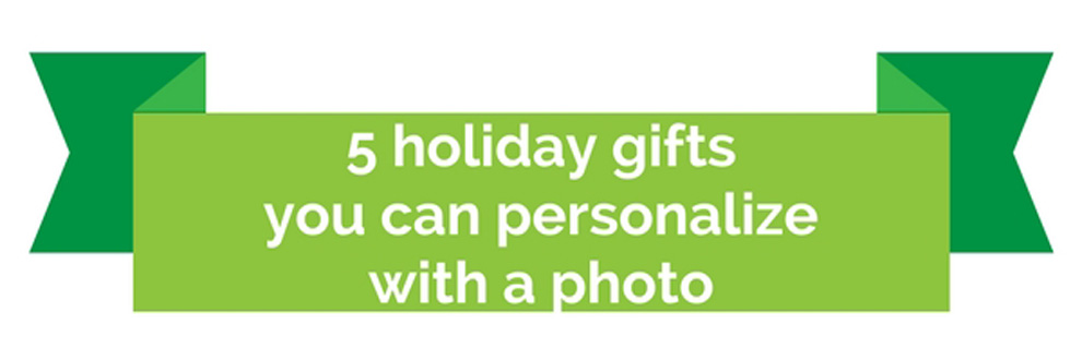 Five holiday gifts you can personalize with a photo | Chapel Hill, North Carolina Photographer