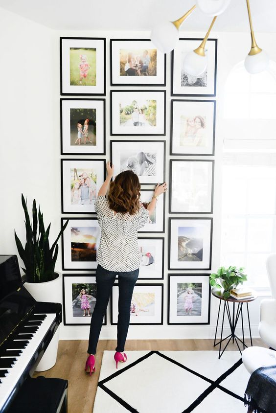 How will you display your photos?
