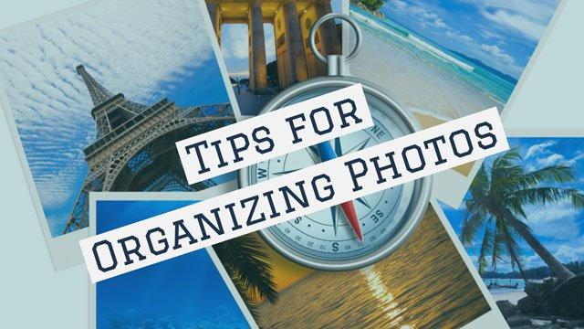 Techlicious shares some great ideas on how to organize your photos.
