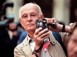 Henri Cartier-Bresson coined the phrase the decisive moment in photography.