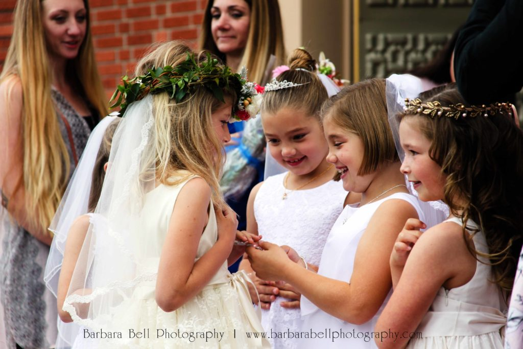 First Communion Portraits in Chapel Hill, NC are important to record this milestone event.