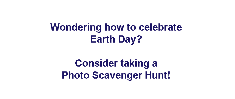 What are you doing to celebrate Earth Day?