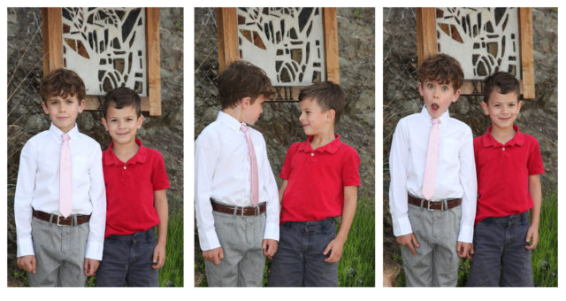 Why Cousins Matter in a Family | Outtakes & First Communion Portraits