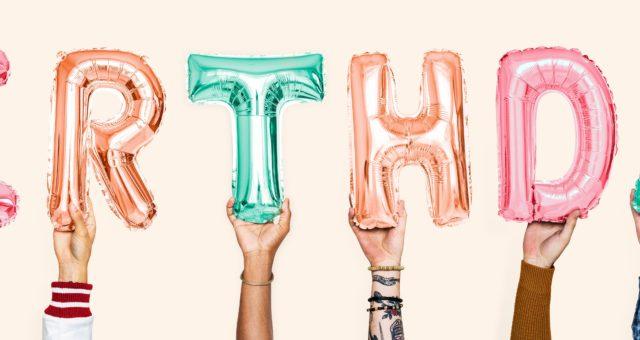 Happy Sweet Sixteen!
