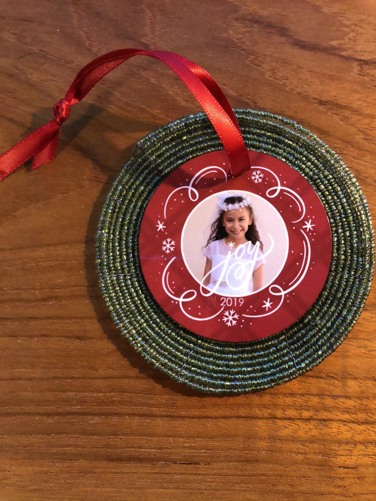 Personalized ornaments for your tree are a reminder of how we have lived our year. Barbara Bell Photography can help you to preserve your family memories.