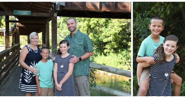 This family portrait session in Hillsborough, NC was fun and fabulous | The Sullivan Family