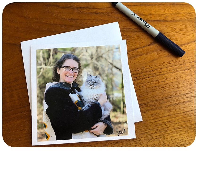 Barbara Bell Photography captures clients and their pets in a pet portrait session in Hillsborough, NC.