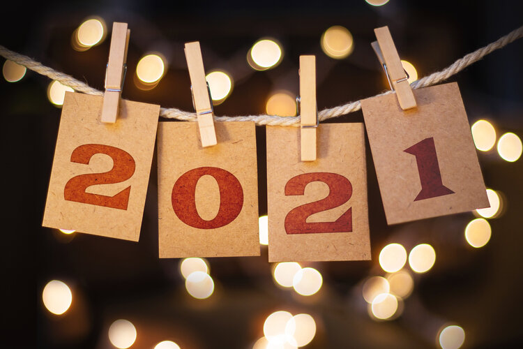 Have you chosen your Word of the Year for 2021? | Barbara Bell Photography